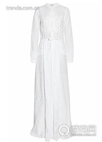 演绎得时髦优雅婉约的修女造型