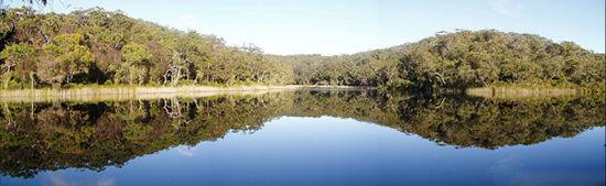 澳大利亚蓝湖澳大利亚蓝湖