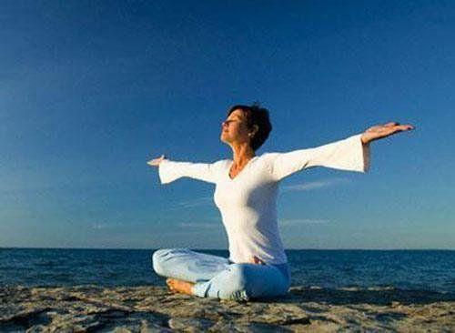 瑜伽修身养性