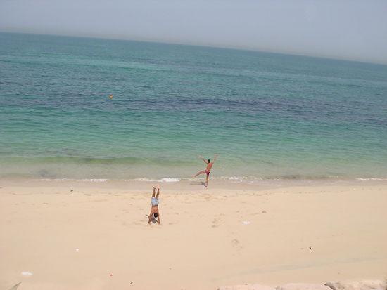 科威特沙滩