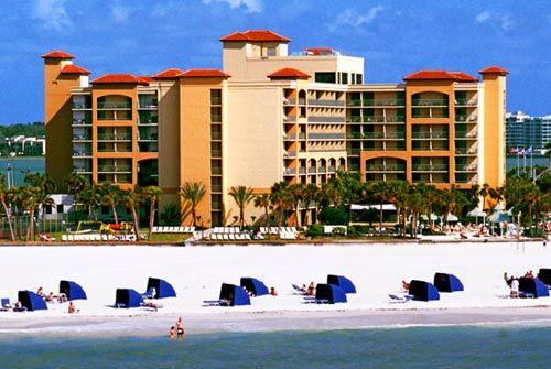佛罗里达州Sheraton Sand Key度假村