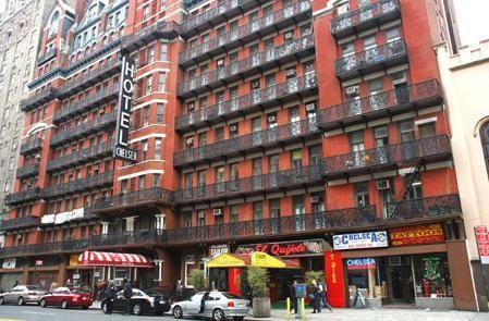 纽约切尔西酒店