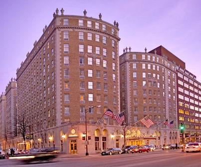 华盛顿Renaissance Mayflower酒店