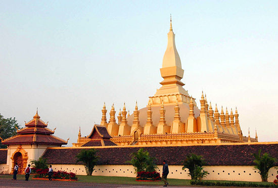 老挝与琅勃拉邦