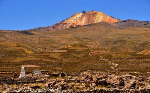 玻利维亚风情