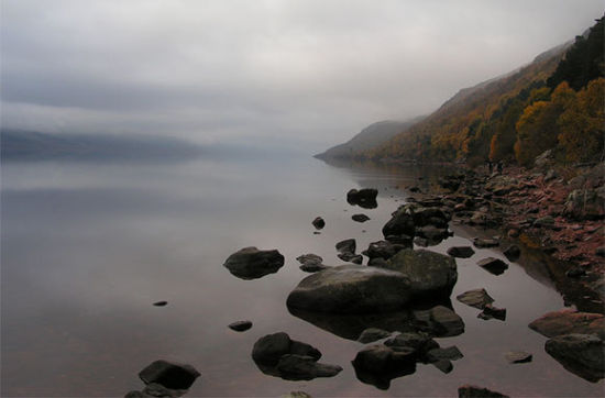 尼斯湖(英国苏格兰高地)