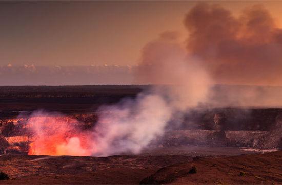 火山女神贝利(夏威夷火山国家公园)