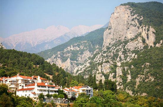 奥林匹斯山(希腊)