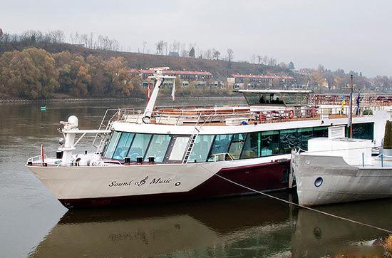 体验蓝色多瑙河的邮轮之旅