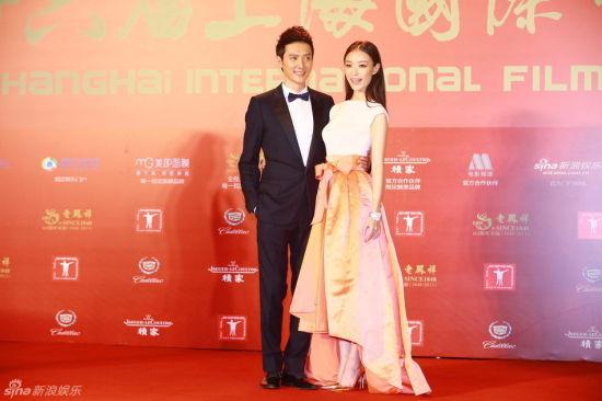 冯绍峰和女友倪妮