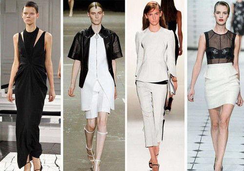 Balenciaga、Alexander Wang、Calvin Klein、Jason Wu的极简设计   Balenciaga、Alexander Wang、Calvin Klein、Jason Wu的极简设计