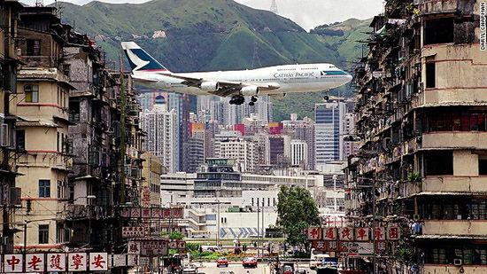 香港启德国际机场