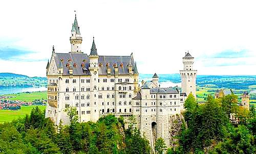 德国:富森小镇