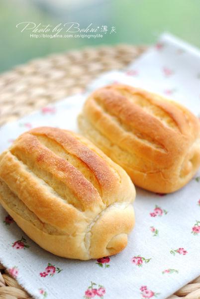 牛奶哈斯面包效果图