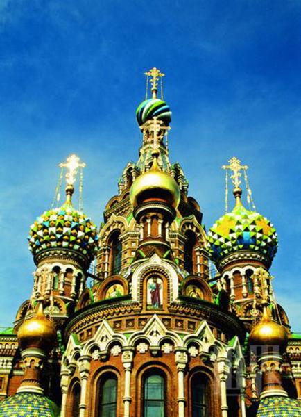 永恒的暮光:俄罗斯圣彼得堡