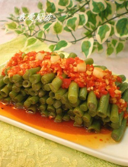 泡椒拌豇豆