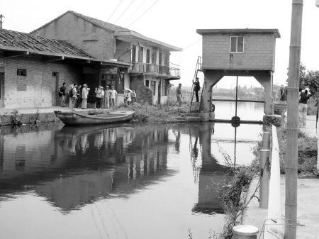 图纸码头船闸等记录着大运河宁桥梁的前世今生波段桑拿浴v图纸免费下载图片