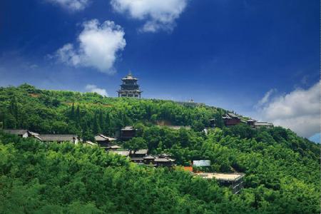 慈溪达蓬山旅游度假区