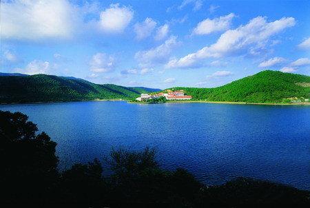 镇海九龙湖旅游度假区