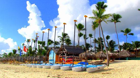 蓬塔卡纳,多米尼加共和国
