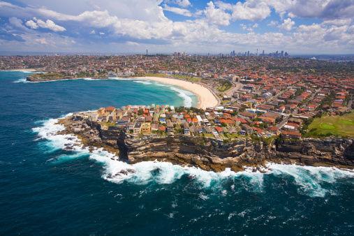 邦迪海滩,澳大利亚