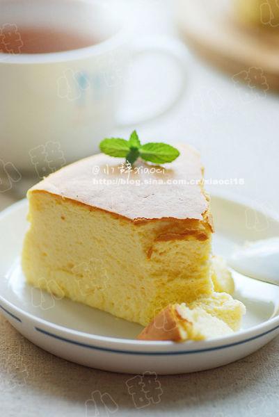 苏芙蕾芝士蛋糕