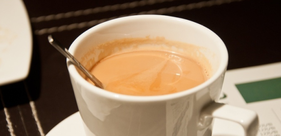 浓郁的奶茶