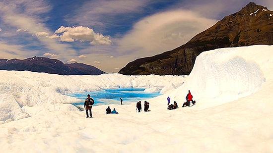 亲临南美洲最平易近人的冰川
