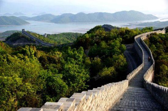 奉化黄贤海上长城森林公园旅游区