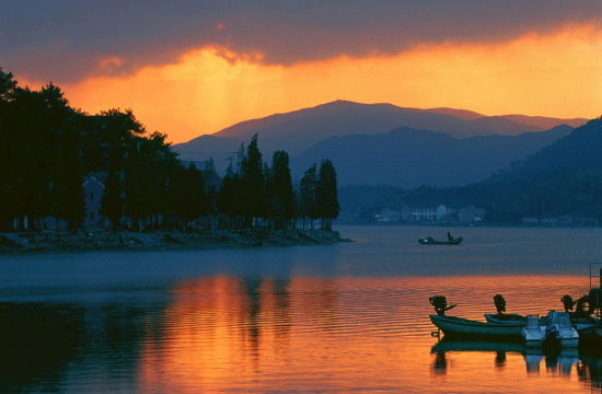 新浪旅游配图:东钱湖 图片:中国城市旅游