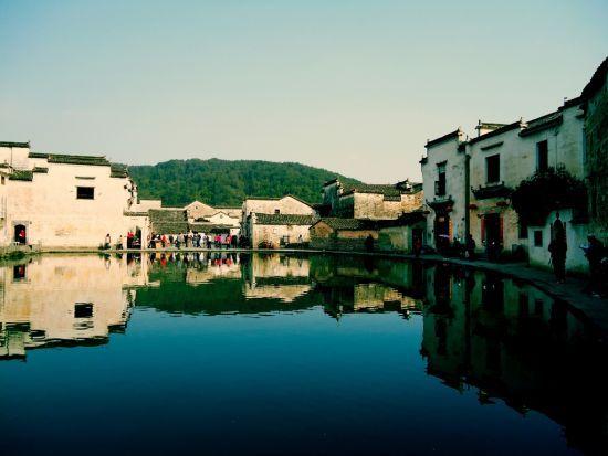 新浪旅游配图:宏村 摄影:姜同良