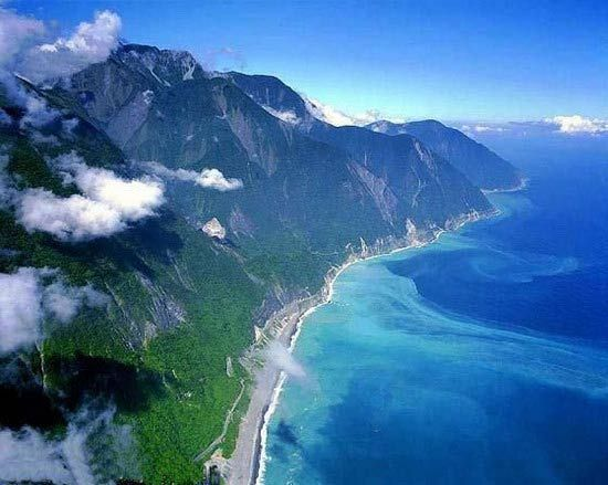 台湾岛主岛