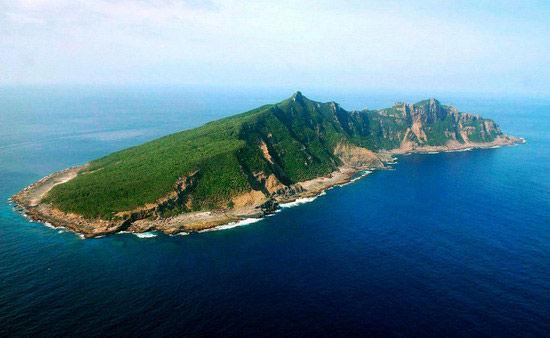 钓鱼岛主岛及列岛