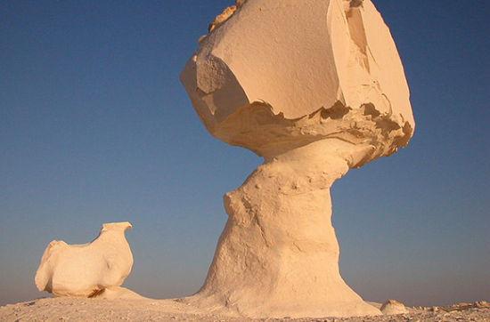 白色沙漠(埃及)