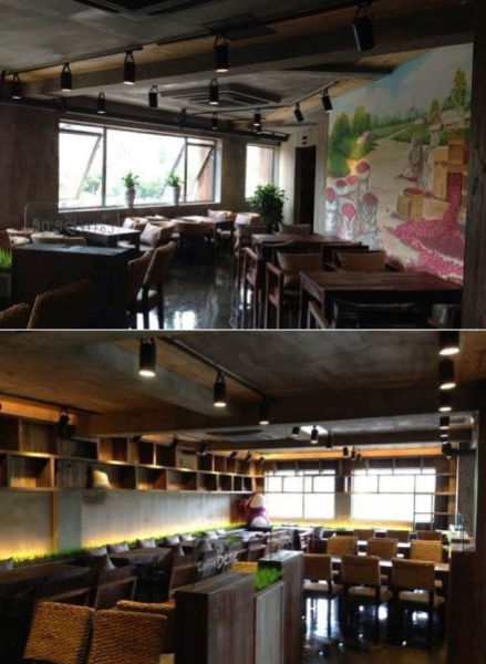宁波北仑1号咖啡店是个绝好约会地点