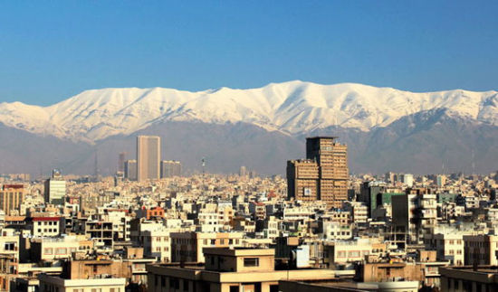 德黑兰全景
