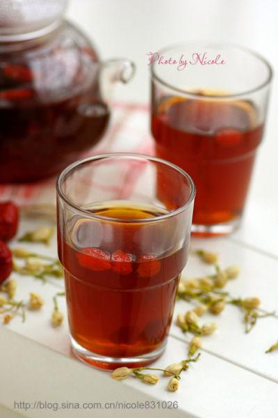 大枣枸杞养颜茶