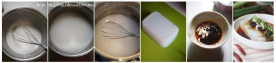 酸辣凉粉制作步骤