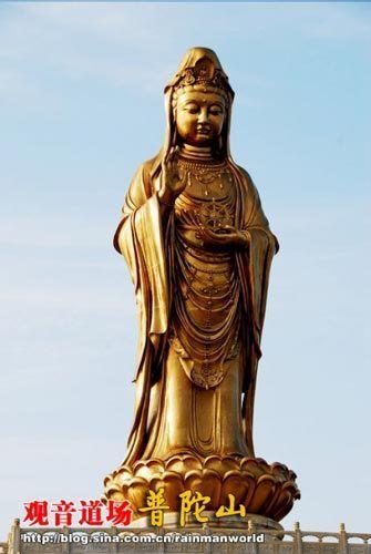 五一亲临普陀山感受海天佛国南海圣境的神圣