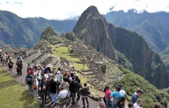 秘鲁印加马丘比丘古道