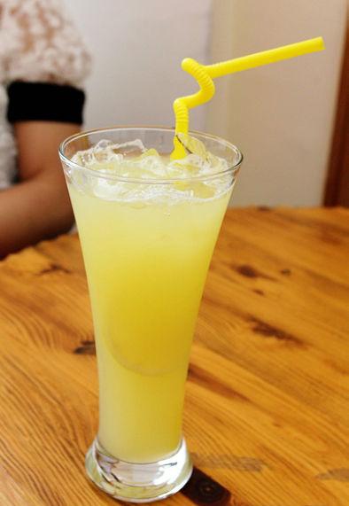 劲爽柠檬茶