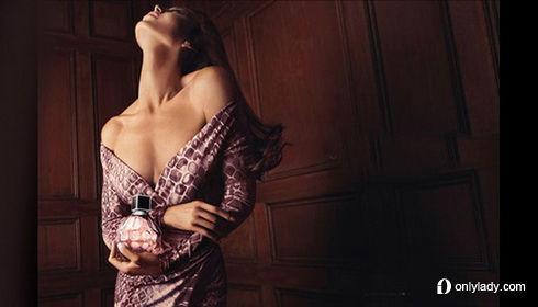 女人与香水