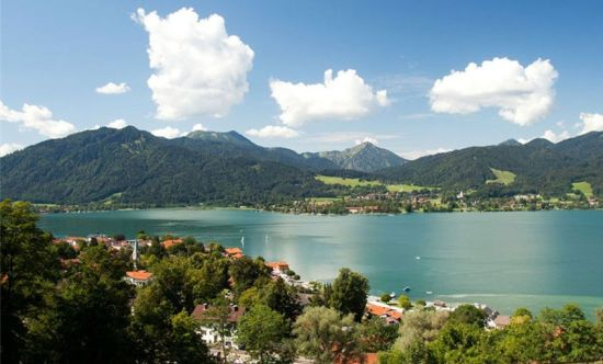 德国泰根塞湖