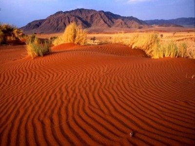 纳米布沙漠