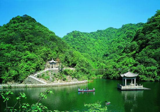 宁海南溪温泉森林公园