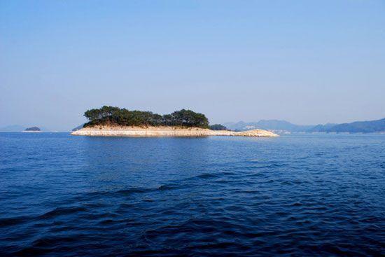 静谧的千岛湖