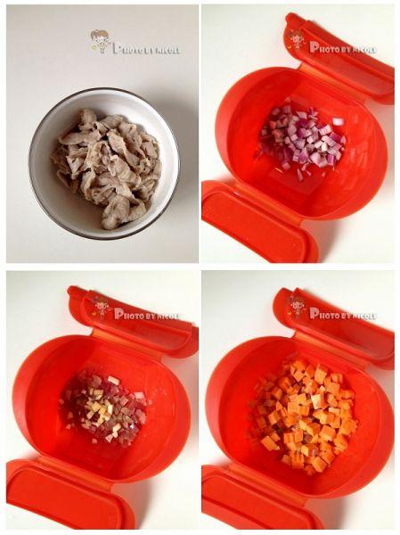 番薯肥牛汤做法