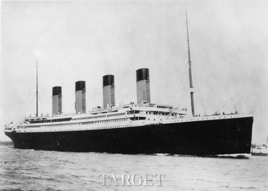 花六万美金去海底看一眼真正的泰坦尼克号