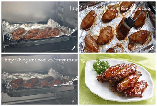 烤箱也成组图懒人做出香辣烤茴香(生理)_宁功用期肚子疼吃鸡翅图片