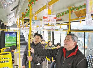 打造立体公交网 方便市民出行